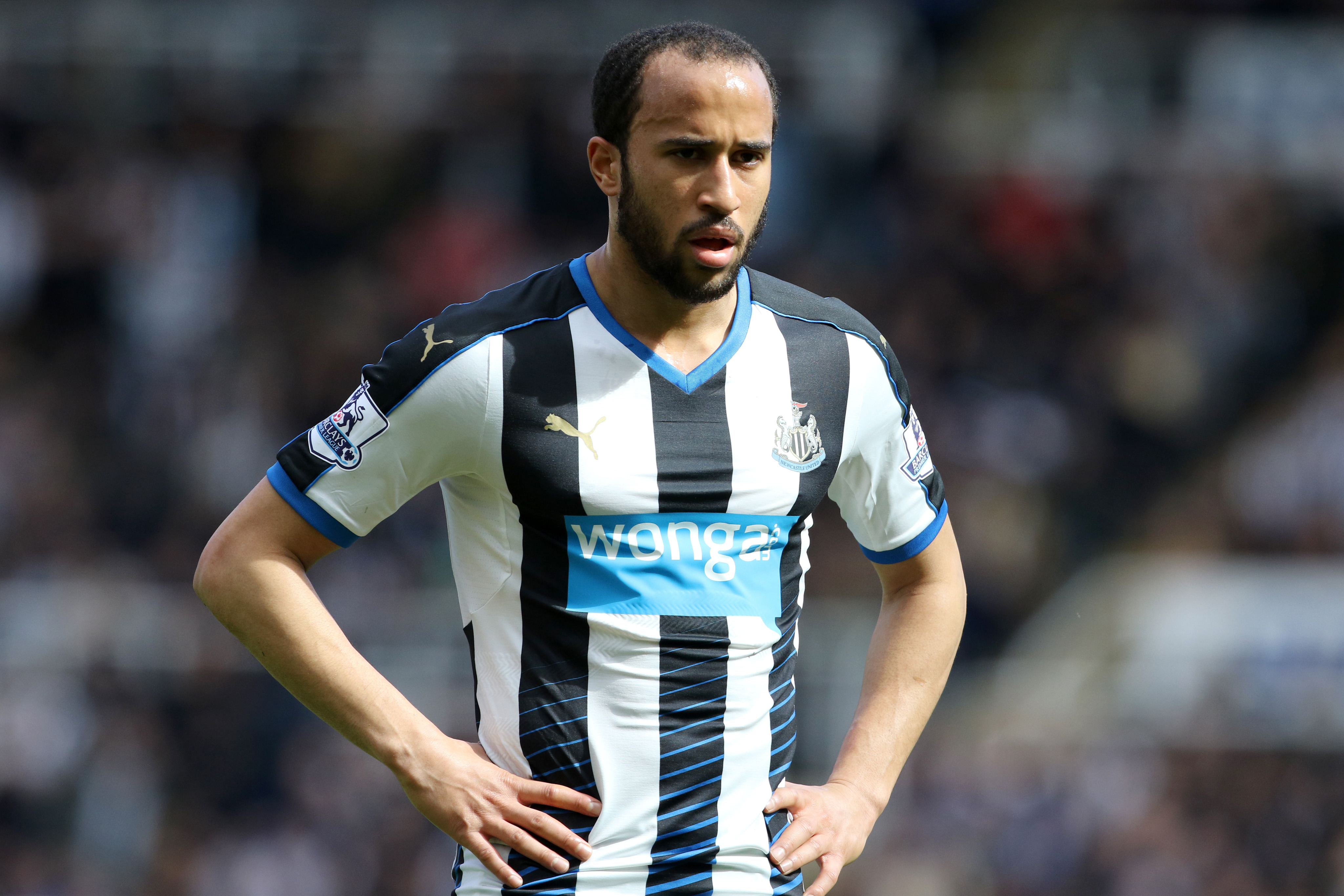 rumour andros townsend set for 16318m sporting lisbon
