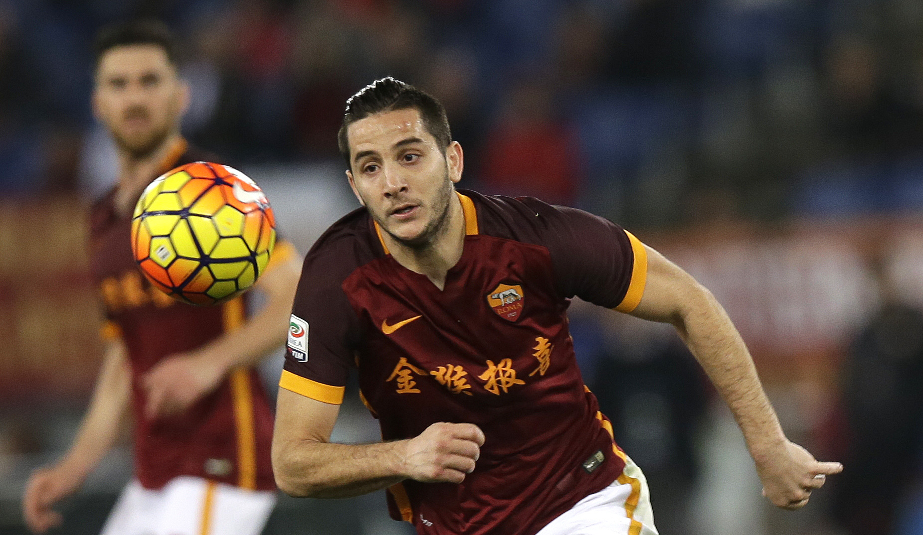 Roma working on new deal for Manolas