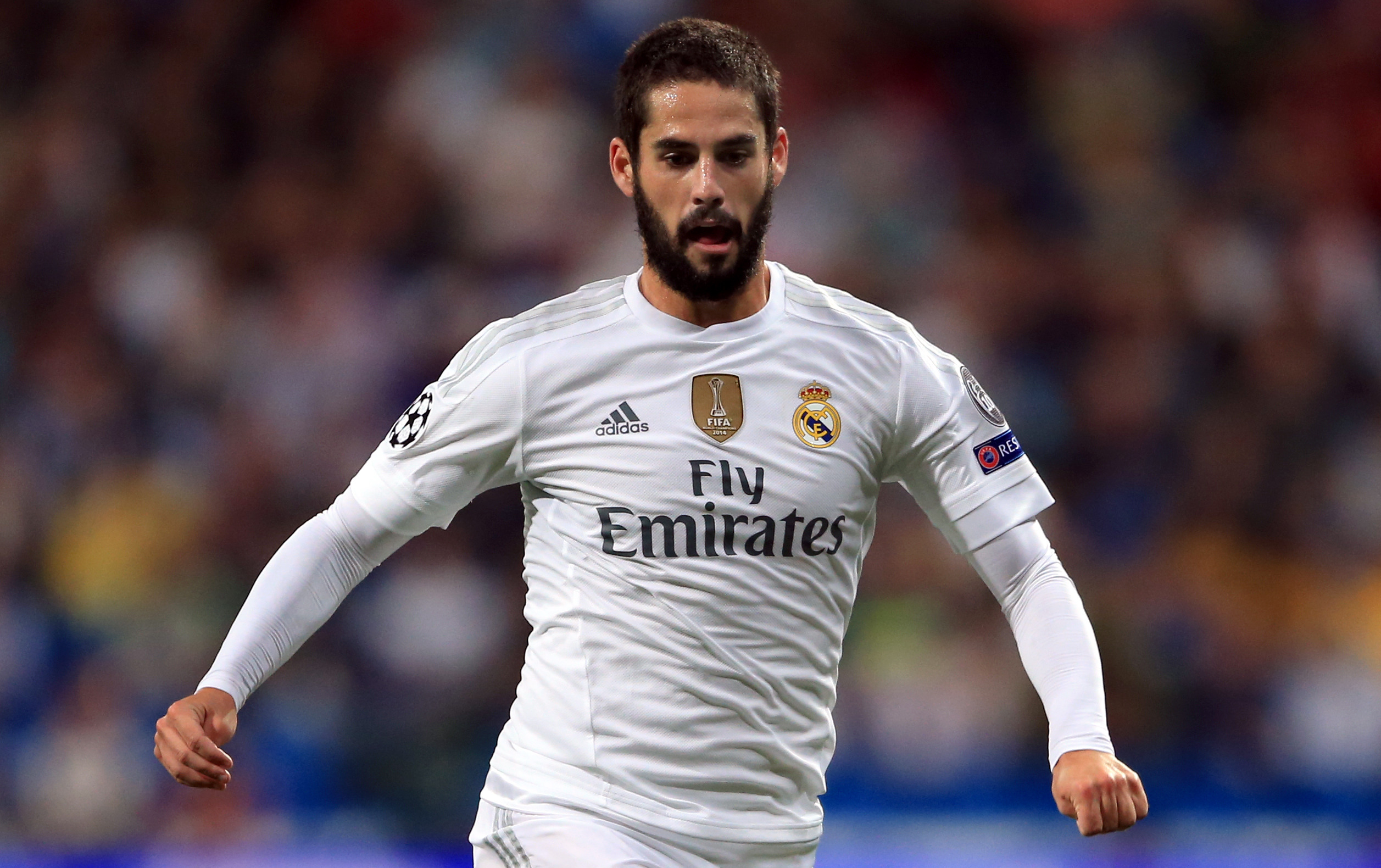 Dad reacts to AC Milan plans for Real Madrid outcast Isco