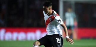 Exequiel Palacios Real Madrid River Plate
