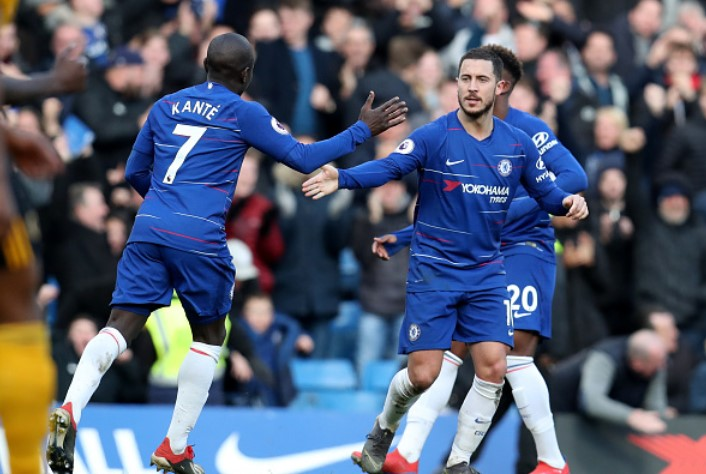 Hazard beats Liverpool and Man City stars to PFA fans' award