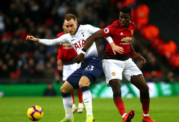 Paul Merson thinks Christian Eriksen will leave Tottenham Hotspur in January