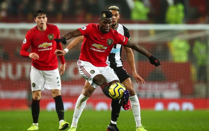 Man Utd boss Solskjaer: I've been unfair to Pogba