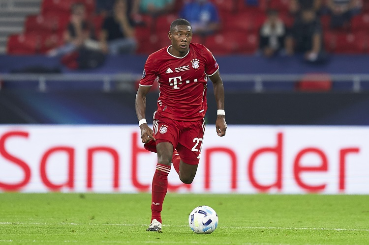 ⚪️ Man City make formal contact with David Alaba