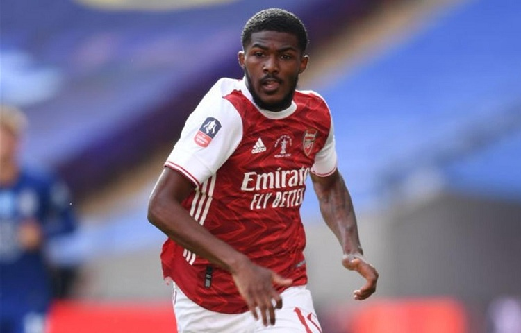 Arsenal discussed Ainsley Maitland-Niles with Newcastle United yesterday