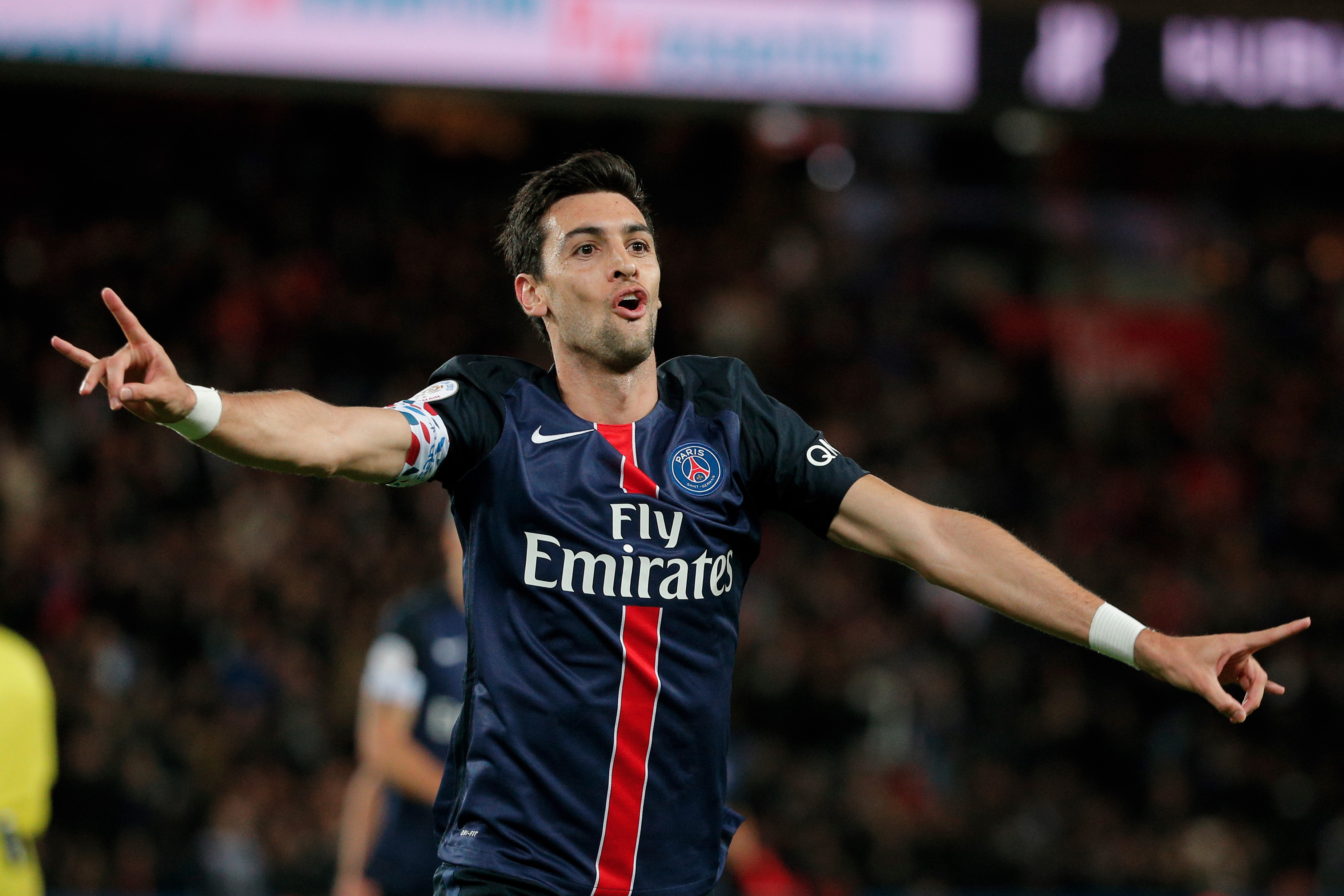Rumour Chelsea move for Javier Pastore from PSG