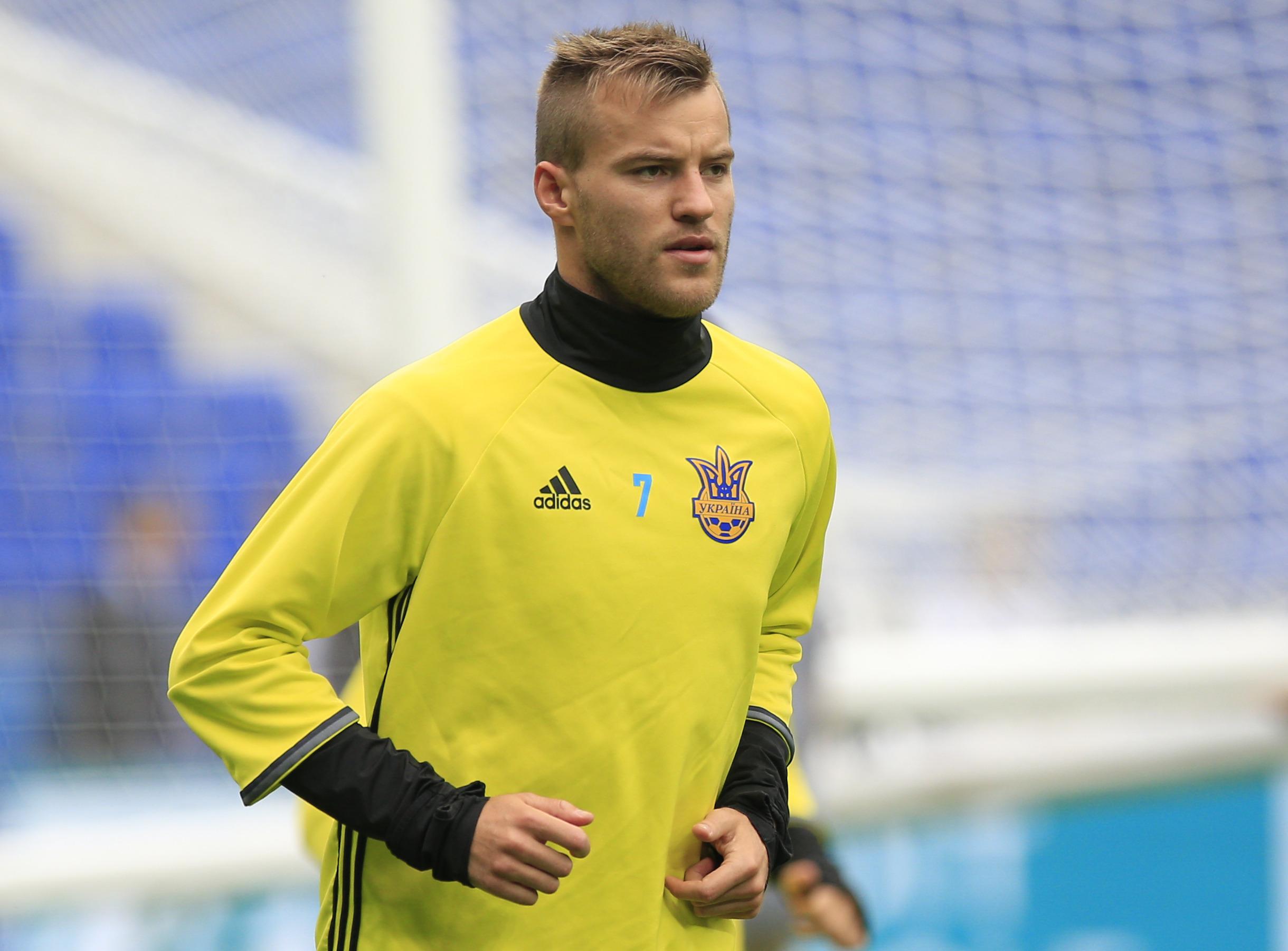 Tottenham prepare £18m transfer bid for Andriy Yarmolenko