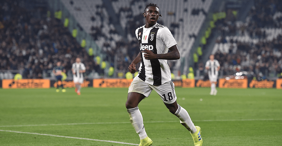 Everton Reportedly Interested In Moise Kean Football Transfer News